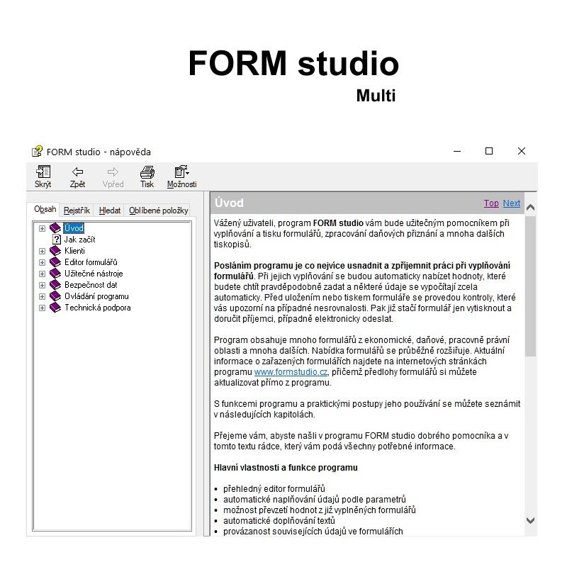 FORM Studio Multi