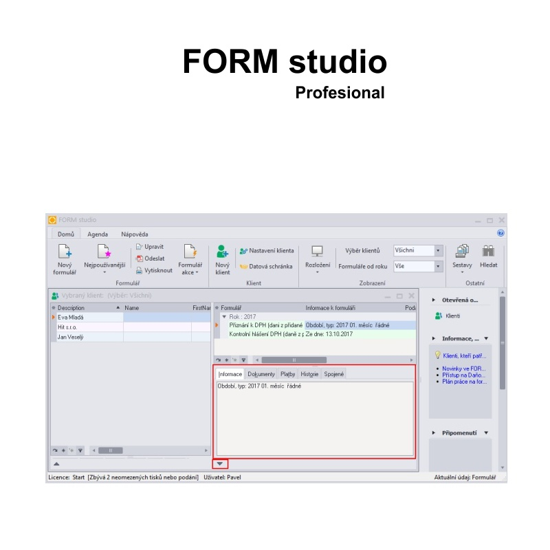 FORM Studio Profesional