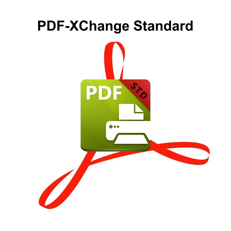 PDF-XChange Standard - 3 uživatelé